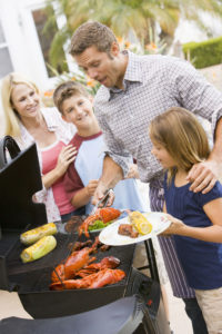 family_grilling