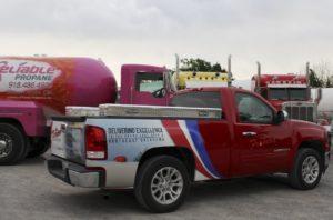 Grandlake truck | Adair, OK