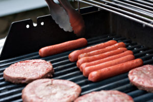 Froman Propane in Miami, Langley, Tulsa, Grande Lake, and Miami - Hot Dogs and Hamburgers on the Grill